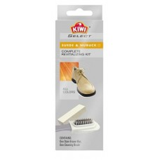 Kiwi SELECT Suede and Nubuck Complete Revitalizing Kit
