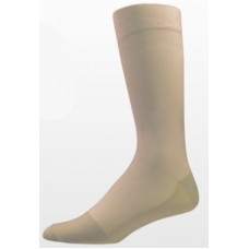Aetrex Copper Sole Socks, Womens Compression Support, Knee Hi, Beige
