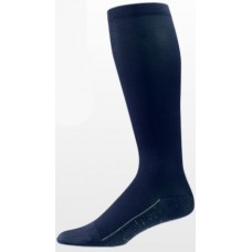 Aetrex Copper Sole Socks, Mens Compression Support, OTC, Navy