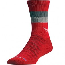 Drymax Running Lite-Mesh Crew,  Red/Anthracite/Grey