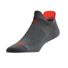 Drymax Triathlete Socks Anthracite / Orange