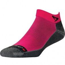 Drymax Lite Trail Run Mini Crew,  October Pink/Anthracite
