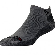 Drymax Lite Trail Run Mini Crew,  Gray/Anthracite