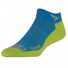 Drymax TOLLEFSON Lite Trail Running Mini Crew,  Big Sky Blue/Sublime