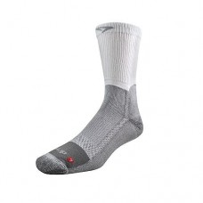 Drymax Work Boot Over Calf Socks White / Gray
