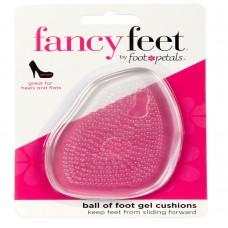 Fancy Feet Ball of Foot Cushions, 1 Pair, Gel