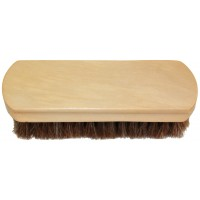 FootGalaxy Horsehair Shine Brush 5-7/8""