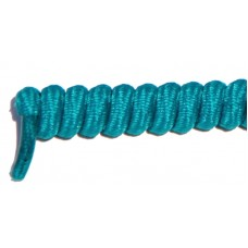 FeetPeople Curly Laces, Teal