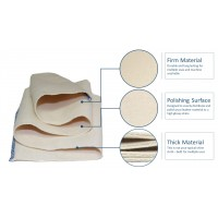 FootGalaxy Professional Shine Cloth