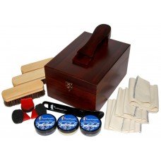 FeetPeople Shoe Polish Premium Valet Shoe Shine Kit