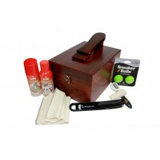 FeetPeople Suede and Nubuck Valet Shoe Shine Kit (#207)