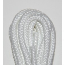 FootGalaxy Boot Laces, White