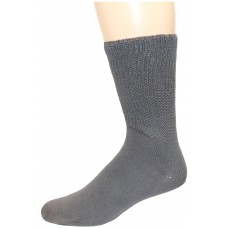 FootGalaxy Diabetic Socks (Charcoal)