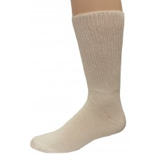 FootGalaxy Diabetic Socks (White)