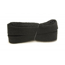FootGalaxy High Quality Fat Laces For Boots And Shoes, Black