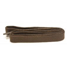 FootGalaxy High Quality Fat Laces For Boots And Shoes, Brown