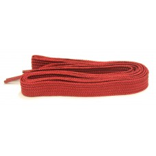 FootGalaxy High Quality Fat Laces For Boots And Shoes, Maroon