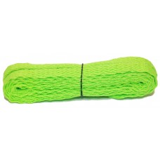 FootGalaxy High Quality Flat Laces For Boots And Shoes, Neon-Green