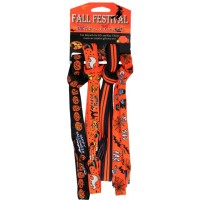 "FootGalaxy 45"" Halloween 4 Pack Printed Shoe Laces"