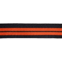"FootGalaxy 45"" Halloween Double-Stripe Printed Shoe Laces"