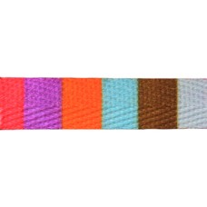 FootGalaxy Colored Square Printed Shoe Laces