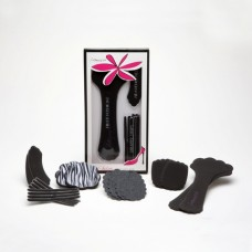 Foot Petals Stiletto Stylist (Black)