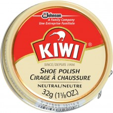 Kiwi Shoe Polish, Neutral, 1.125 Ounces