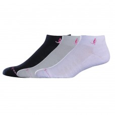 NB Komen Low Cut Socks, Medium, Assorted, 3 Pair