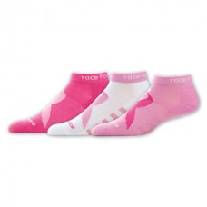 NB Komen Low Cut Socks, Medium, Asst, 3 Pair