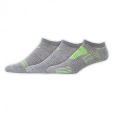 NB Core Performance No Show Socks, Medium, Ast2, 3 Pair