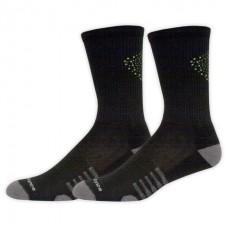 NB Core Performance Crew Socks, Large, Ast, 2 Pair
