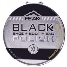 Peak Cream Tin Lg Black