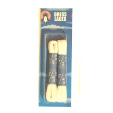 Penguin Flat Dress Laces, 27, White