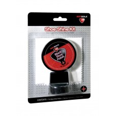 Sof Sole Blister Shine Kit, Black