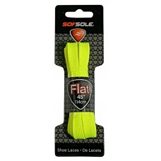 Sof Sole Neon Flat - Dog Bone, Neon Yellow, 45 Inch
