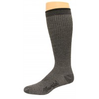 Wrangler Lightweight Ultra-Dri Over The Calf Boot Socks 1 Pair, Black, M 8.5-10.5