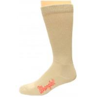 Wrangler Non-Binding Boot Sock 1 Pair, Khaki, W 10-12 / M 8.5-10.5