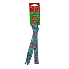 "FootGalaxy 45"" Santa and Snowman Christmas Printed Shoe Laces"